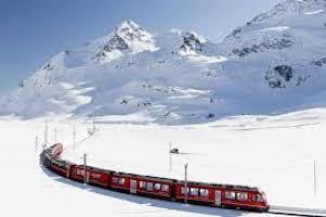 Trenino Rosso del Bernina – sito UNESCO