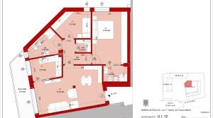 3 locali piano primo con terrazzo – sub 12